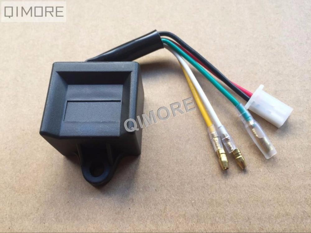 8 PIN NEW CDI BOX for 150CC LIFAN ENGINE PIT BIKE OEM H CD07
