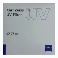 Carl Zeiss T UV Filter 77mm Anti Reflective Coating Camera Lens Filters Digital Lens Protector As