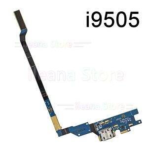 Image 4 - オリジナル usb 充電ボード充電フレックスケーブルサムスンギャラクシー S4 i9500 M919 I337 i9505 4 グラム i545 マイク部品