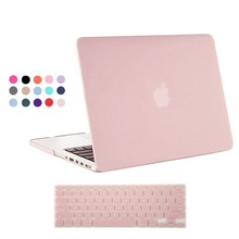 Laptop Cover Clear Matte Case For MacBook Sleeve Notebook Air Pro Retina 11 12 13 13.3 15.4 Inch