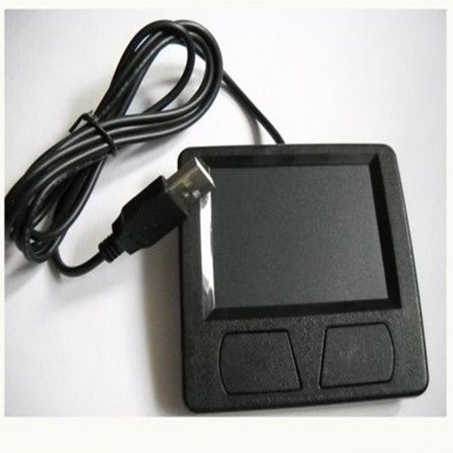 Touchpad Portable USB for Industrial-Design PC Explorer The NEW title=