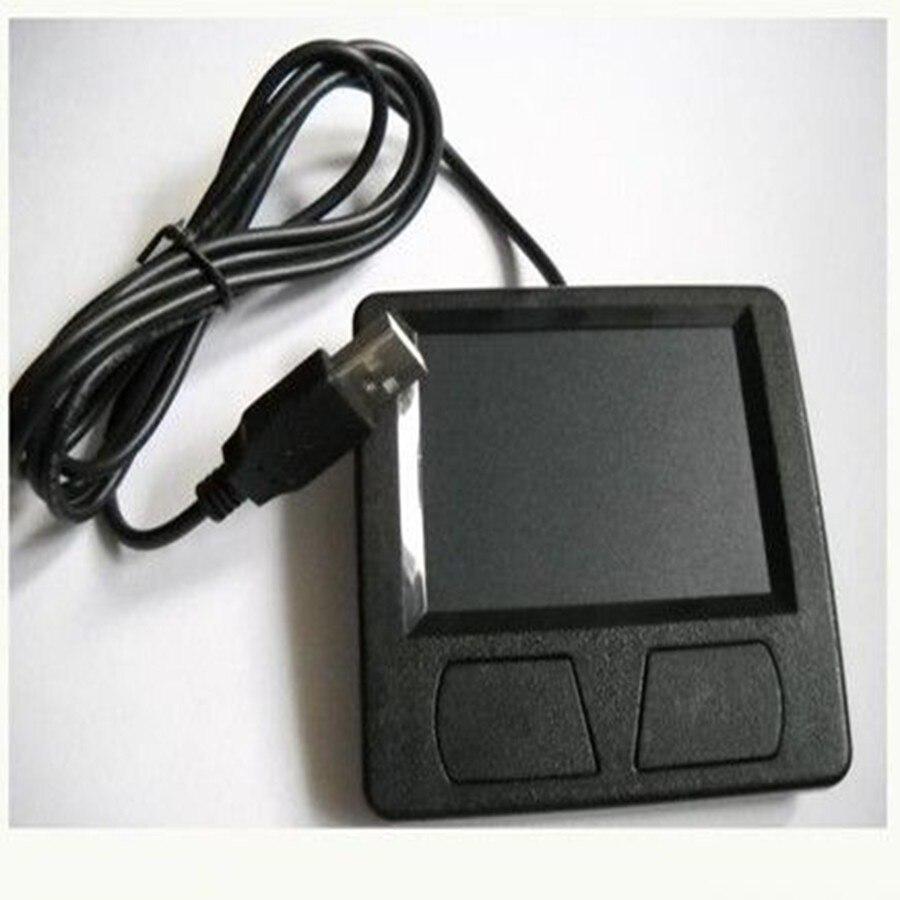 Новинка 2019, портативная сенсорная мышь USB для компьютера промышленного дизайна