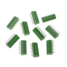10 шт. 2Pin-10Pin винт PCB установленный клеммные блоки разъем 2,54 мм шаг