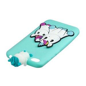 Image 4 - for Xiaomi Redmi Go Case on For Coque Xiomi Xiaomi Redmi Go Cover Cartoon 3D Doll Toys Candy Soft TPU Silicone Phone Case Fundas