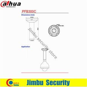 Image 2 - Dahua Plafond Beugel PFB300C Voor Veiligheid Cctv Ip Camera Beugel Gratis Verzending PFB300C