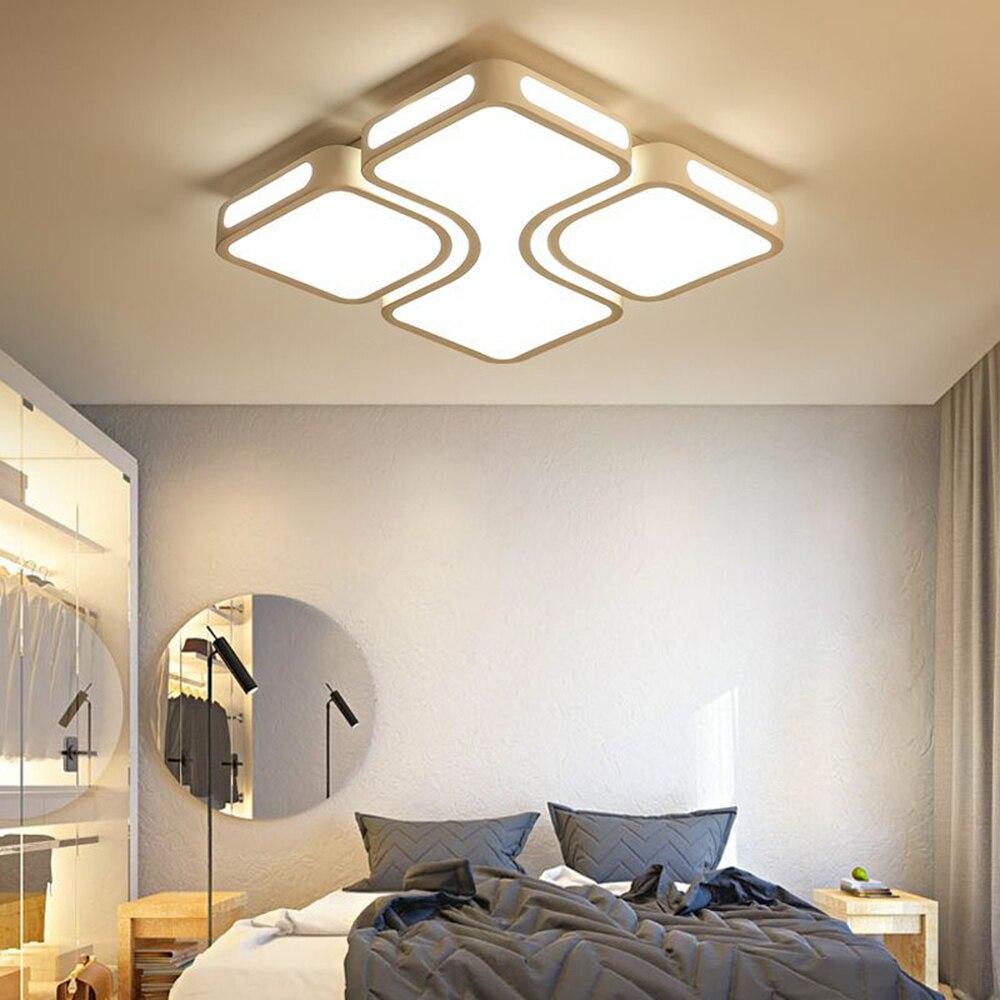 Ceiling Lamp LED Modern Simple lamp China 110-220v Home Lighting Flush Mount Acrylic Ceiling Light Luminaria