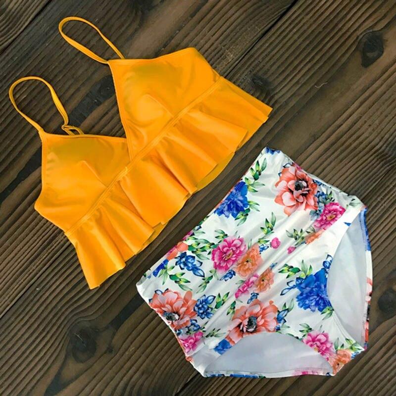 2019-New-Sexy-High-Waist-Bikini-Swimwear-Women-Swimsuit-Push-Up-Ruffle-Bathing-Suit-Biquini-Plus.jpg_640x640 (6)