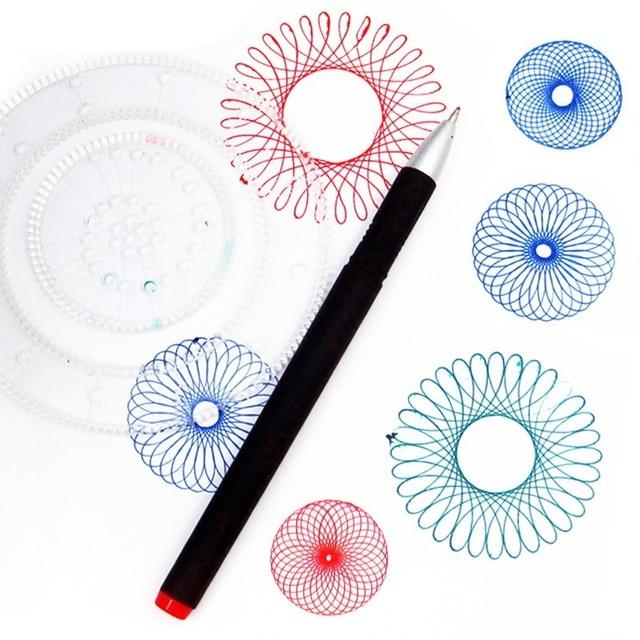 Geometric Drawing Kit