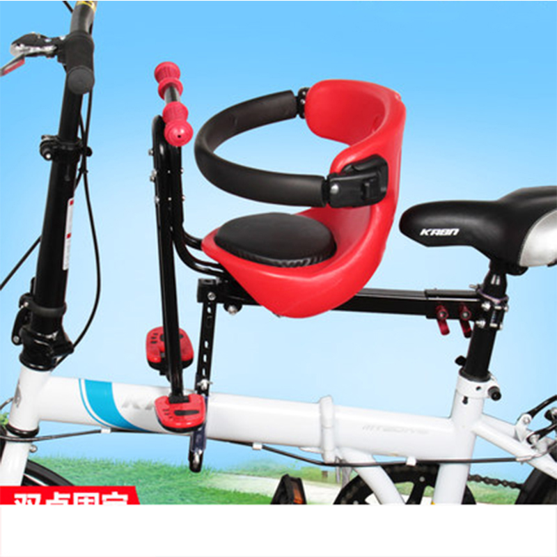 Children front seat mat Bicycle child seat for mountain bike electric battery baby safet ...