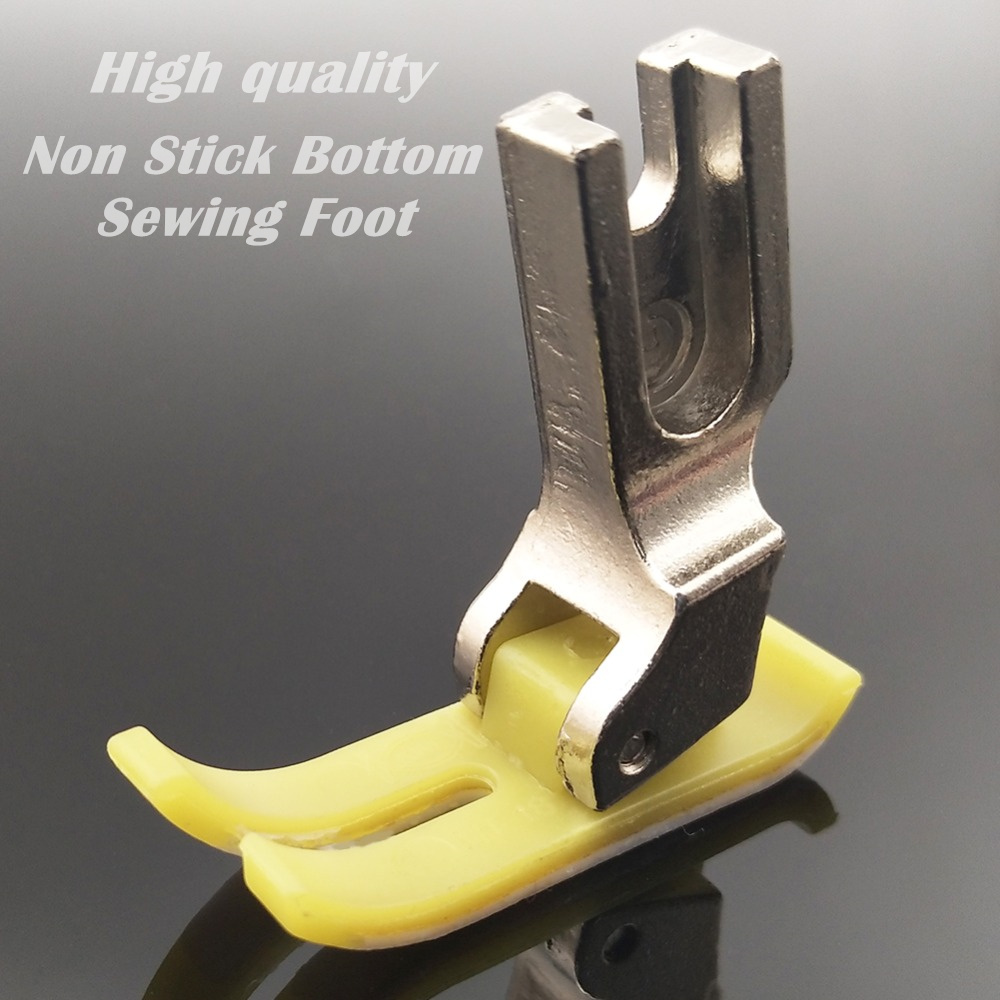1Pc Hot Sale Presser Foot For Sewing Machine Non Stick Bottom Sewing Foot Sewing Accessories Sewing Tools Foot Home Handy Tools