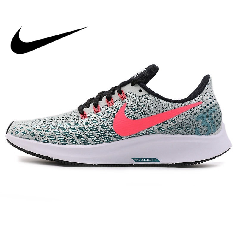 9534e420c23a6 Original NIKE AIR ZOOM PEGASUS 35 Women s Running Shoes Mesh Breathable  Stability Support Sports Sneakers For Womens Shoes-in Running Shoes from  Sports ...