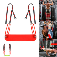Pull Up Arm Single Bar Assistant Horizontal Equipment Fitness Exercise Gym Home Trainer Resistance Band Rope Strengthener