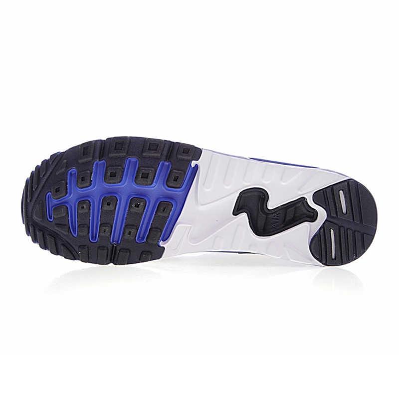 نايك الأصلي جديد وصول أصيلة الهواء ماكس 90 الترا 2.0 Flyknit الرجال احذية الجري عدم الانزلاق تنفس مقاومة للاهتراء