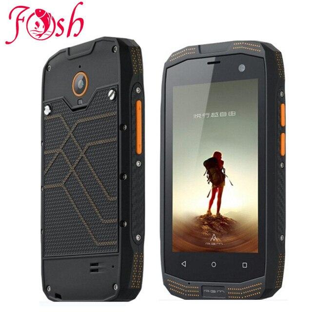 2016 Original Agm Unlocked Cell Phone Smartphone Rugged Android Ip68 Waterproof Dustproof Cdma2000 4g Lte