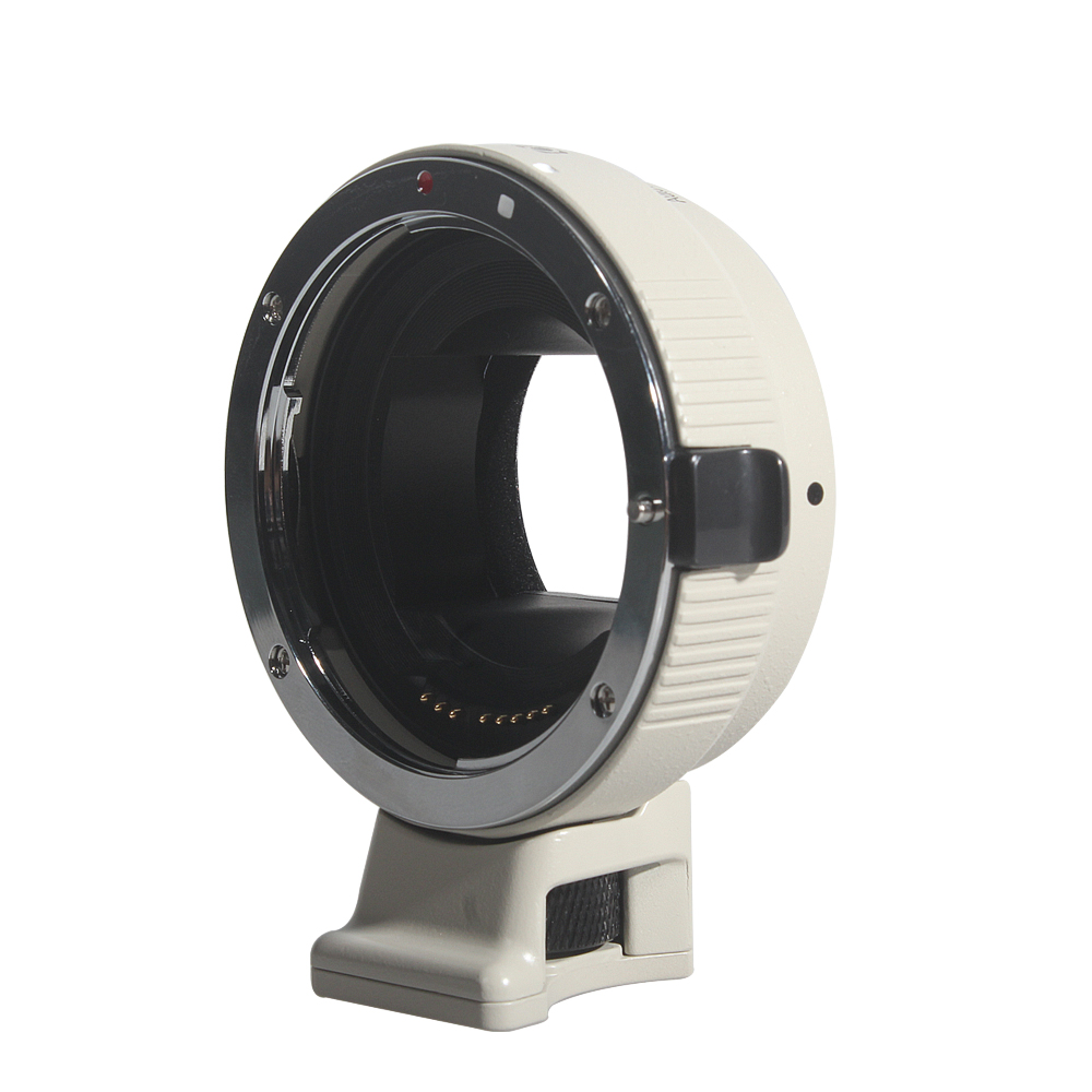 Commlite CM-EF-NEX W Lens Adapter Electronic AF Lens Mount Adapter for Canon EF Lens to Sony E-Mount Camera Camcorder auto mount adapter ef nex for canon eos ef mount lens to sony nex series e mount camera with 1 4 tripod socket