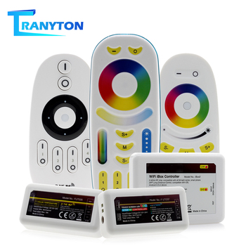 цена на LED Strip Smart Controller RGB RGBW RGBWW RGBCC Brightness Dimming Adjustable Remote Control For LED Strip