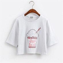 Women's Milkshake Kawaii Tee