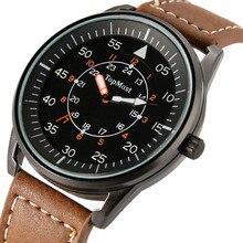 Mo 1933 new business men's watches, high-end brand steel belt watches, quartz watches, fashion leisure waterproof watch