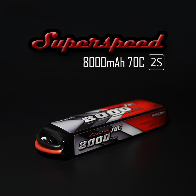7.4V 8000mAh 2S 70C lipo battery Summit FLUX SLASH E-MTA for RC car ultra-large capacity safe high quality free shipping беруши макс ultra safe sound 32дб 2 пары