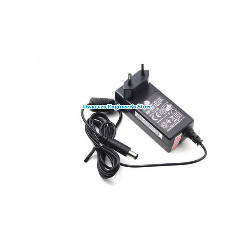 US $18 9 57% OFF|For LG Monitor Power Adapter Supply ADS40FSG 19 19V 1 3A  25W For LG FLATRON E2242C BN 22EA53V P IPS224V PN E1948S E2242C IPS-in