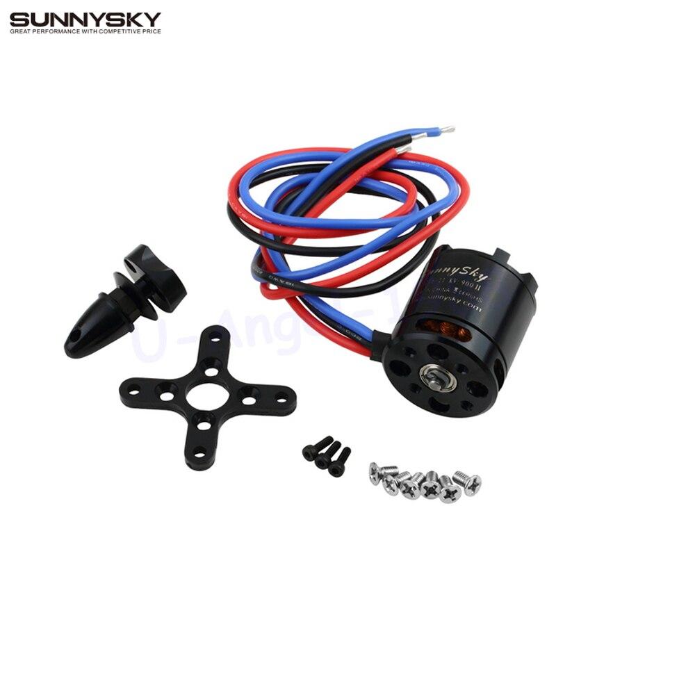 Sunnysky V2216 650KV/800KV/900KV Multi-rotor Copter Outrunner Motor sin escobillas