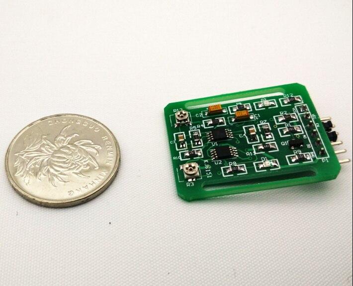Быстрая Бесплатная доставка Носимых Браслет измерение пульса для Arduino микроконтроллер измеритель пульса Сенсор