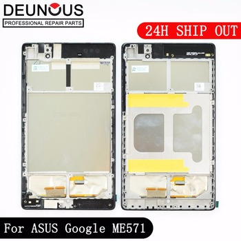 Lcd Touch Screen Digitizer Voor ASUS Google Nexus 7 2nd 2013 ME571 CL ME571KL K009 Nexus7C LTE/4 g/3G LCD Montage FRAME