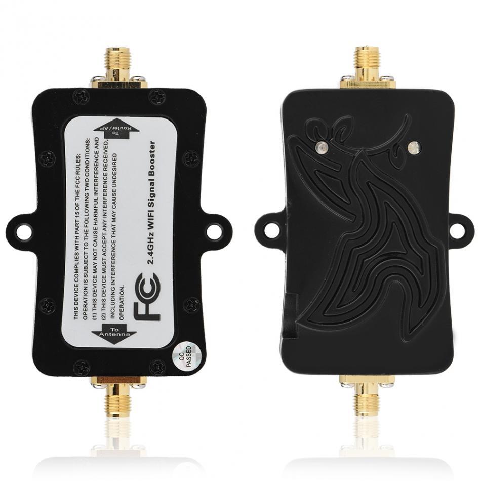 EDUP EP-AB007 Broadband Amplifier Stable & Fast 2.4GHz 300Mbps WiFi Range Extender