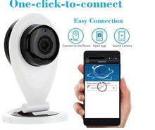 wifi outdoor  H.264 HD 720P Wifi P2P Wireless IP Security Camera LED IR Day Night