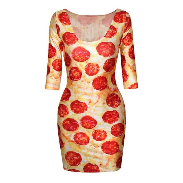 Pizza Dresses