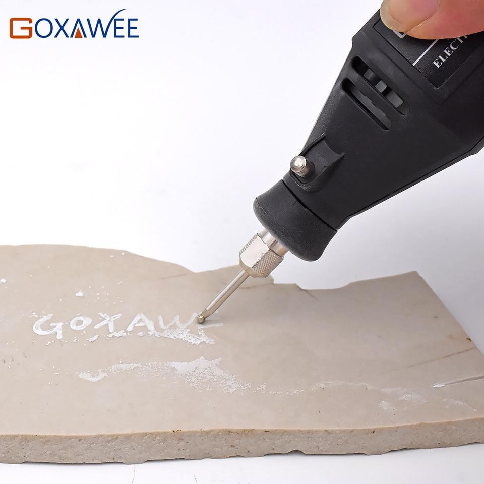 GOXAWEE 149 sztuk Grawerowanie drewna Metal Elektryczne narzędzie - Narzędzia ścierne - Zdjęcie 6