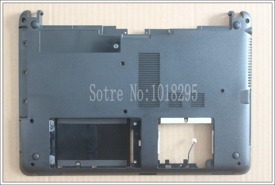 New Laptop Bottom Base Cover for sony vaio SVF14 SVF14E SVF1421S1E SVF1421TST SVF1421UST SVF142C29U Case Black brand new laptop parts for sony for viao svf14 svf14n svf15 svf15n series touchpad and ffc cable