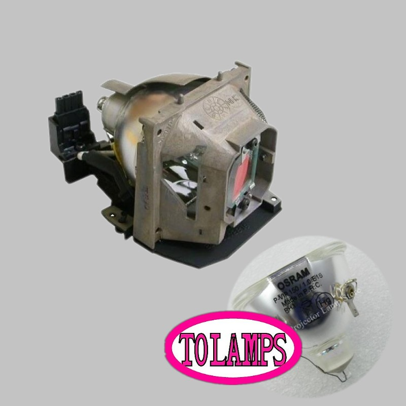 LT20LP / 50030710 Replacement Projector Lamp with Housing for NEC LT20 / LT20E replacement projector bulb with housing lt30lp for a k dxd 7026 nec lt25 lt30