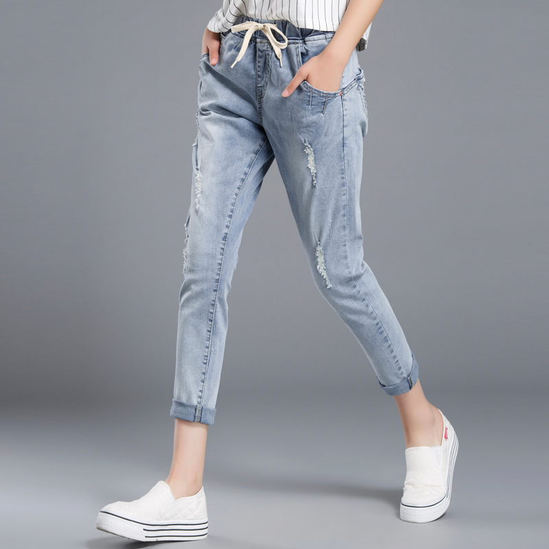 Online Get Cheap Jean Capris Pants for Women -Aliexpress.com ...