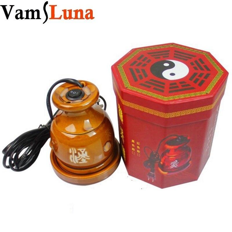 VamsLuna Infravermelho Elétrico Raspagem Gua Sha-com Pedras Quentes Massagem Para Desintoxicação Do Corpo Reduzir a Febre, tensão, dor