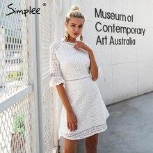 Half Simplee style dress