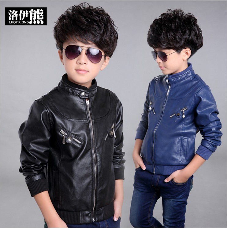 High Quality Leather Jackets Kids-Buy Cheap Leather Jackets Kids ...