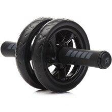 Держать Fit колеса без шума брюшное колесо Ab ролик с ковриком для упражнений фитнес оборудование