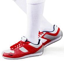Li-ning красная/белая фехтовальная обувь