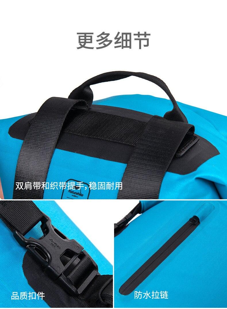 saco saco de Viagem-Resistente Ao Desgaste de Natação Flutuante