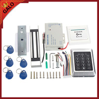 Safurance 125KHz RFID ID Card Keypad Doorbell Door Lock Security Access Control System Kit Home Security