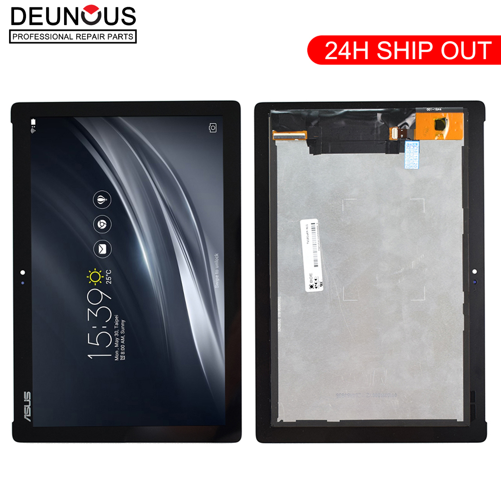 купить New LCD Display NV101WUM-N52 Touch Screen Digitizer Assembly For ASUS ZenPad 10 Z301M Z301ML Z301MFL P028 P00L Z300M P00C недорого