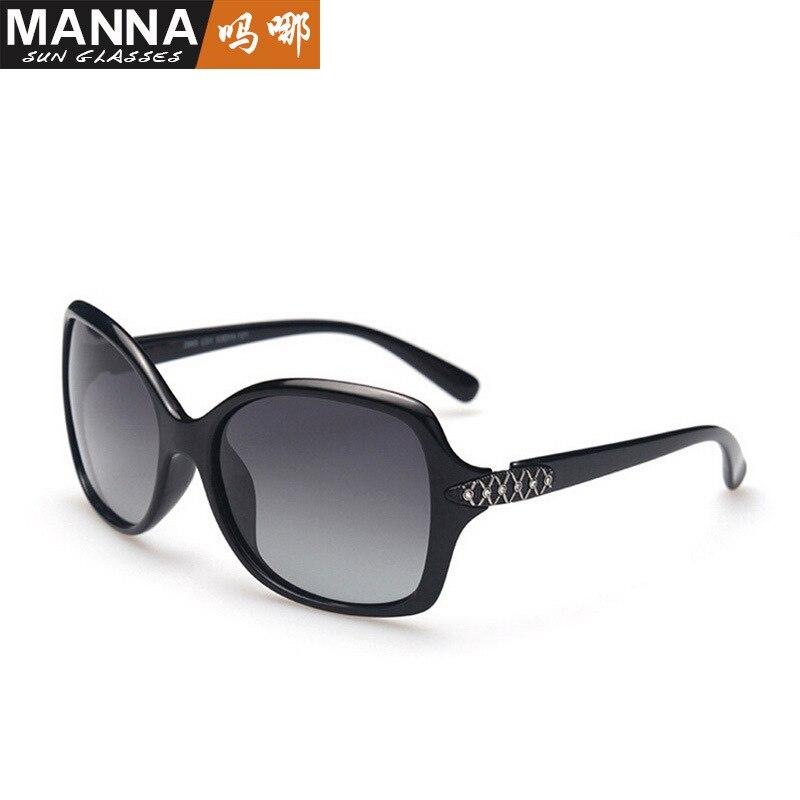 Winszenith 269 Haute qualité polarisant lunettes de soleil dames 2865 lunettes de soleil version Coréenne incrusté diamant