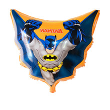 Free Shipping Hot new toys for children Batman birthday party balloons wholesale high quality cartoon toys high quality high quality germany kx 2 4s kiss 18a esc panel for qav mini quadcopter toys wholesale free shipping