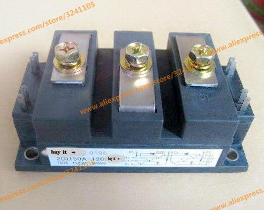 Free shipping  NEW  2DI150A-120  MODULE brand new original 2 mbi150u4b mbi150ub 120 2 120 japan module