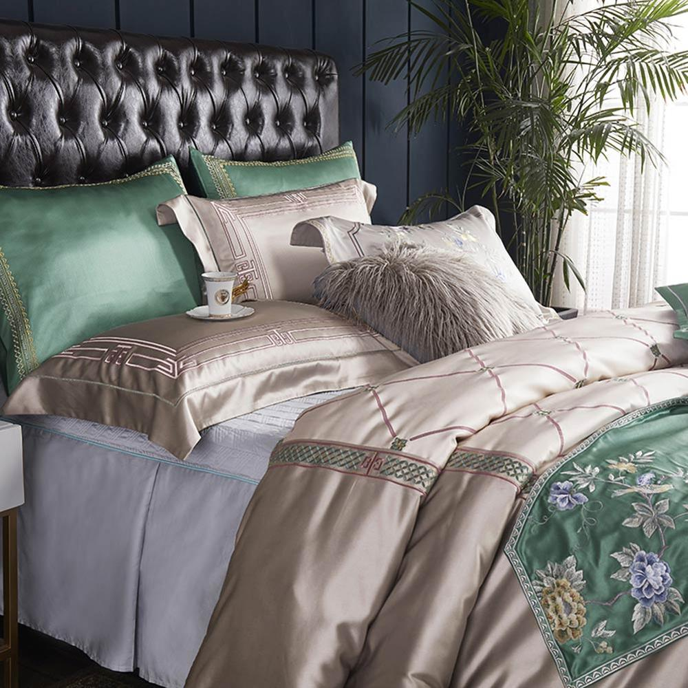 Image 4 - Svetanya luxury Brocade Bedding Set king queen double size Duvet Cover set-in Bedding Sets from Home & Garden