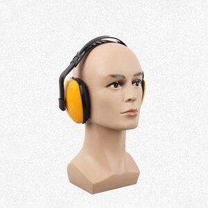 Image 2 - Orejeras para tiro a la moda, antiruido, con cancelación de ruido, auriculares, para caza, trabajo, protección de la oreja para dormir