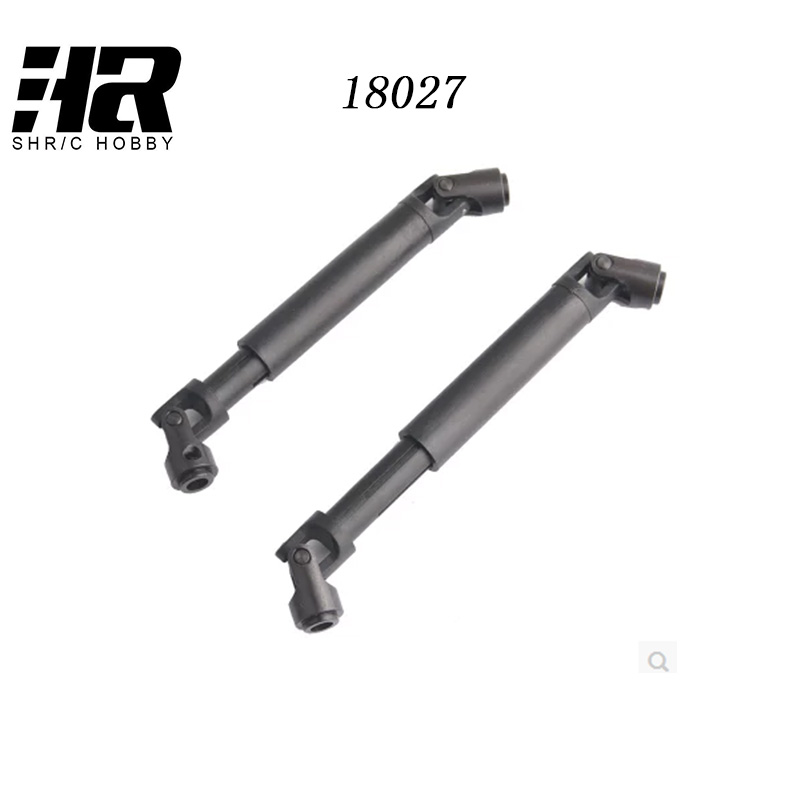 Free shipping RC car HSP Pangolin 1/10 Parts Universal Drive Shaft 18027 94180 4WD RC Rock Crawler AXIAL SCX10 D90 RC4WD TF2 hsp 1 16 scale rc car parts no 86062 dog bone drive shaft suitable 94185 94186 94193 page 1