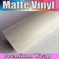 Satin Weiß Vinyl Auto Wrap Film Mit Air release Matte Vinyl Fahrzeug Verpackung Abdeckt 1,52x30 m/Rolle (5ftx98ft)