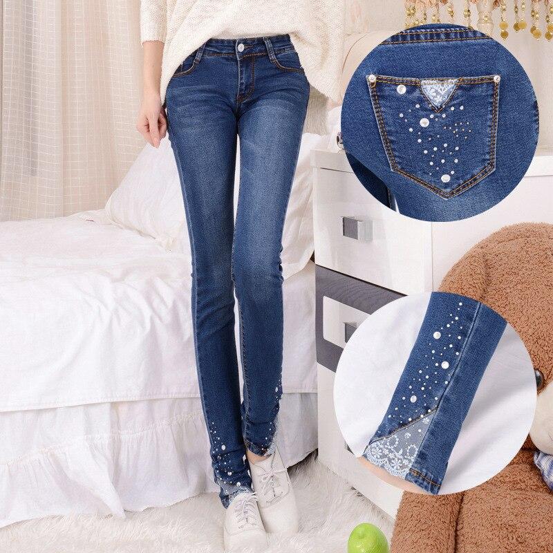 Как украсить джинсы пуговицами фото